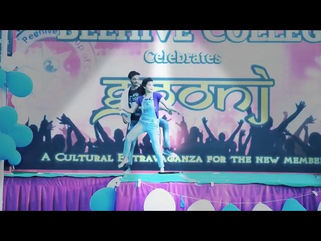 Jaani Tera Naa Dance | Sunanda Sharma Dance on Jaani Teri Naa | Dance in College by boy and Girl