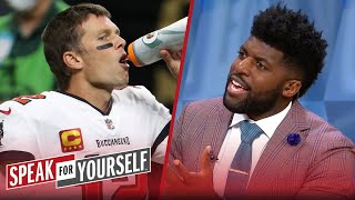 Tom Brady's Bucs are not contenders, Cam is a rebound for Patriots - Acho | NFL | SPEAK FOR YOURSELF