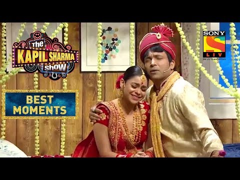 Chandu And Bhuri's Honeymoon | The Kapil Sharma Show Season 2 | Best Moments