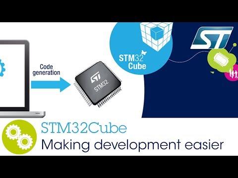 Product overview - STM32Cube Making STM32 development easier (ePresentation)