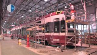 Stewart Signs Rail - Tram Wrapping Case Study: London Tramlink
