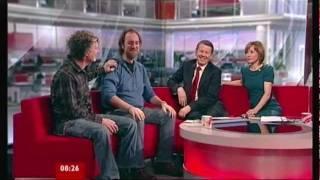 BBC Breakfast (01/02/12) - Swearing?