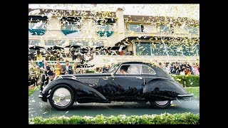 Pebble Beach Concours d'Elegance 2018 - Replay