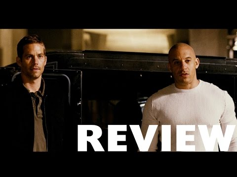 THE MOVIE ADDICT REVIEWS Fast And Furious (2009)