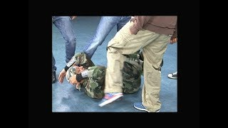 Защита от сритване до смърт! - майор Франц - урок 15 - Проект Самозащита