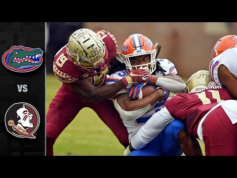 Florida vs. Florida State Football Highlights (2018)