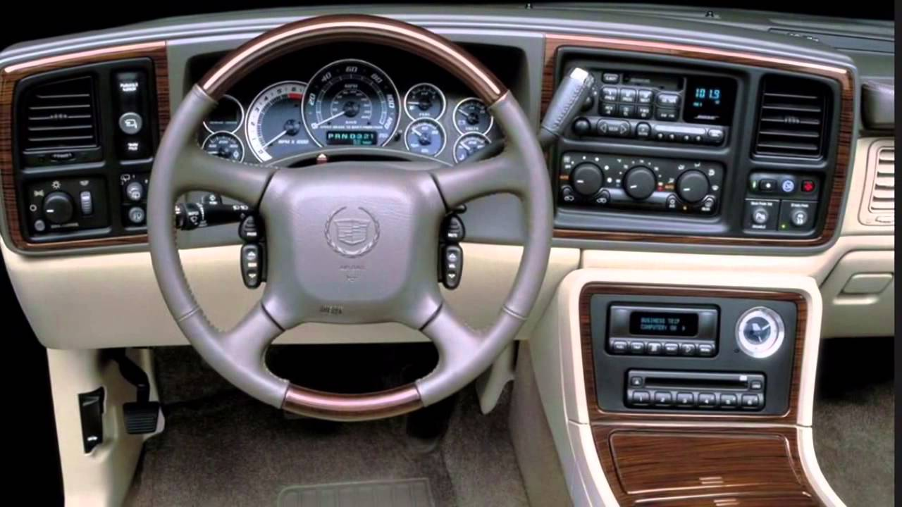 The Cadillac Escalade Through The Years 1999 Present Youtube