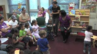 Toddler Story Time - Mosholu Library