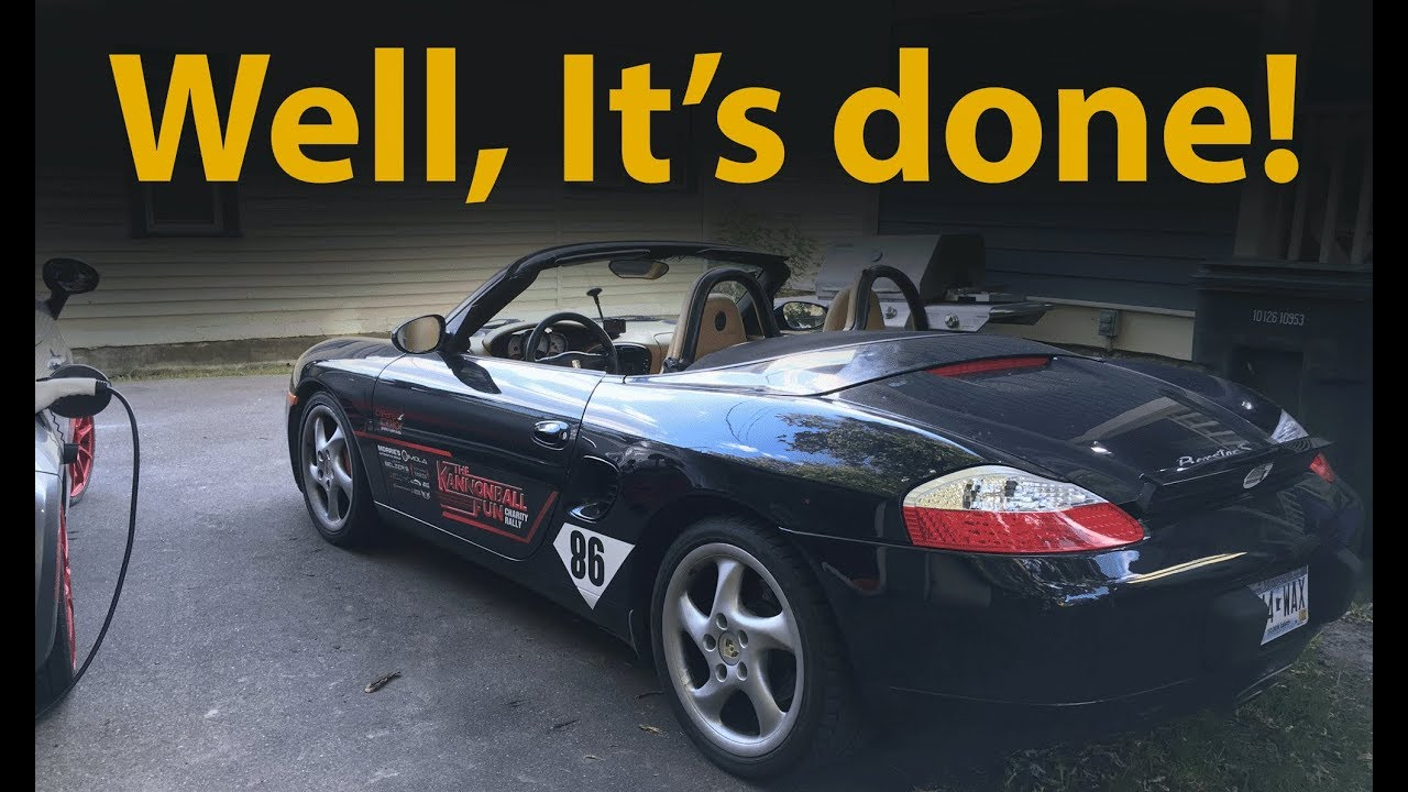 Porsche porsche boxster 3.2 engine : Porsche Boxster S engine swap complete and first drive M96 3.2 ...