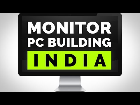 TOP 10 MONITORS IN INDIA UNDER Rs 10,000. PC BUILD INDIA