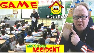 ESL Game for a Great Number of kids! - ESL teaching tips - Mike's Home ESL