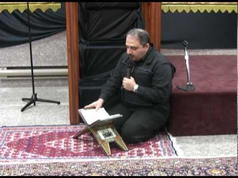Ziyarat Imam Al-Ridha- زيارة الامام الرضا (ع) - السيد أحمد الموسوي