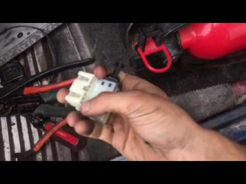 jeep tj brake switch youtube rh youtube com