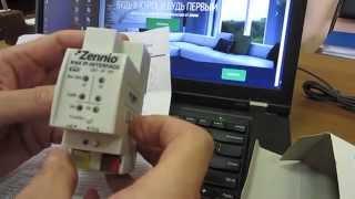 ZSY-IP-INT | Zennio | Интерфейс KNX-IP(Внешний вид: Интерфейс данных KNX-IP для сетей и Ethernet 10/100BaseT (10/100 Мбит/с), LED индикация, на DIN рейку, 2TE Артикул:..., 2015-09-11T11:10:48.000Z)