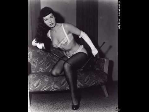 Mystery Gang Rockabilly Trio- My Baby Wants To Look Like Betty Page.wmv