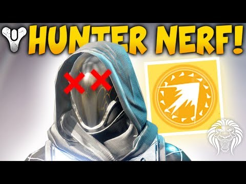 Destiny 2: MASTER EXOTICS & HUNTER NERF! New Loot, Season 3 Update & Surprise Buff