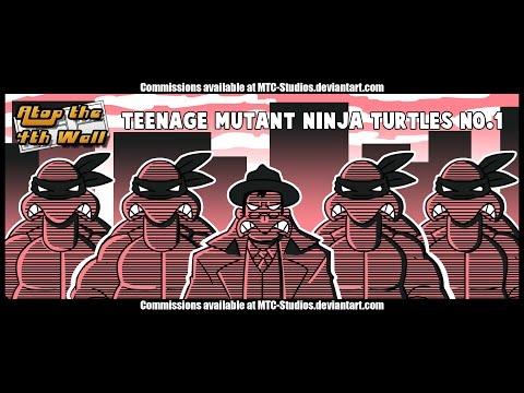 Teenage Mutant Ninja Turtles #1 - Atop the Fourth Wall