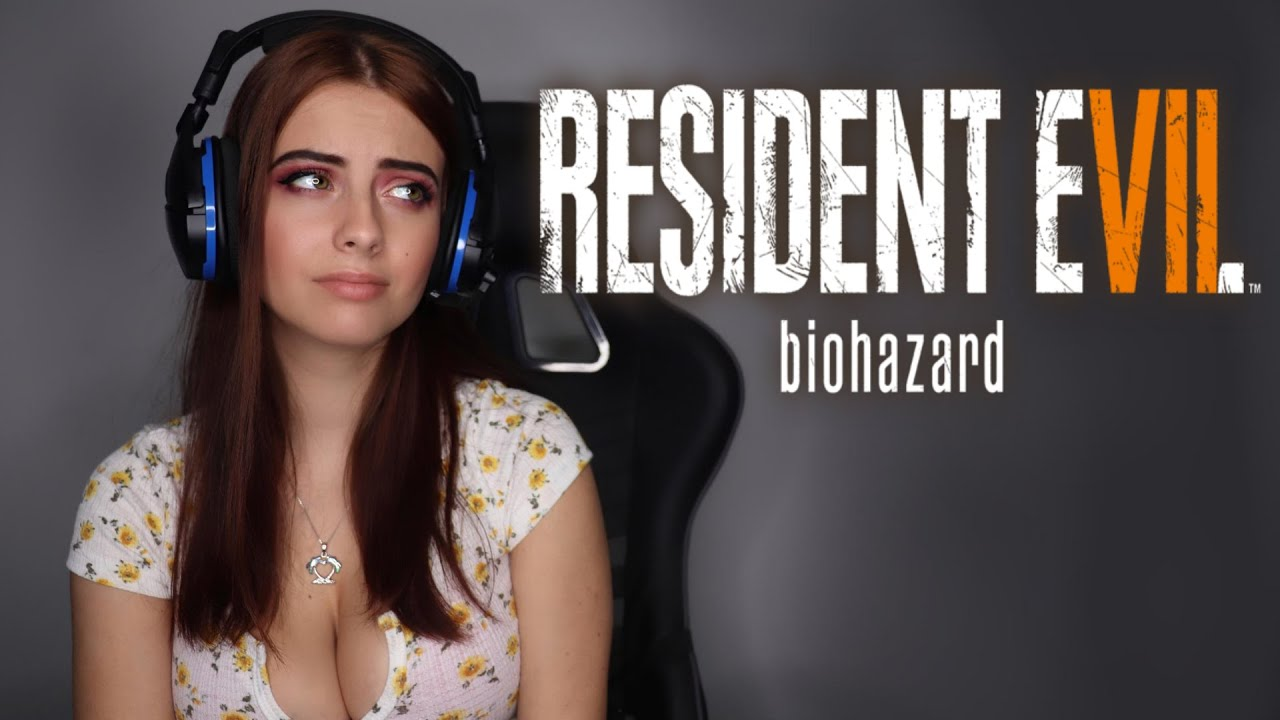 Resident Evil is Scary | Julia Burch