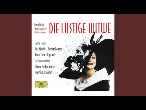 Lehár: The Merry Widow (Die lustige Witwe) / Act 2 - No. 7 Introduktion, Tanz und Vilja-Lied -...