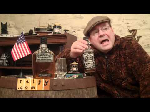 whisky review 159 - Jack  Daniels Old No: 7 & Gentleman Jack