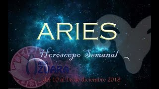 Download Video ARIES Semana del 10 al 16 de Diciembre 2018 por Anna Azuara MP3 3GP MP4