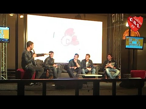 Vegetta777 Willyrex Staxx y Alexby | Club Media Fest | Argentina | Lukitascai89