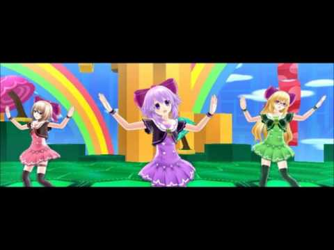 Hyperdimension Neptunia U: Action Unleashed OST: 02 I'm Feeling Lucky (EXTENDED)
