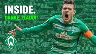 DANKE JUNO!   WERDER.TV Inside Spezial zum Abschied von Zlatko Junuzovic thumbnail