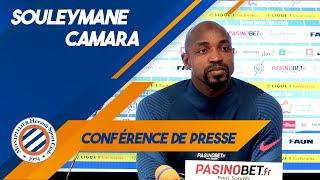 VIDEO: Souleymane Camara avec le déplacement à Belfort !