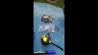 Videonávod - montáž plachty na altánok