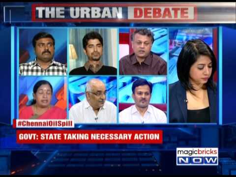 Marine life at risk, Chennai fights massive oil spill – The Urban Debate (03rd February)