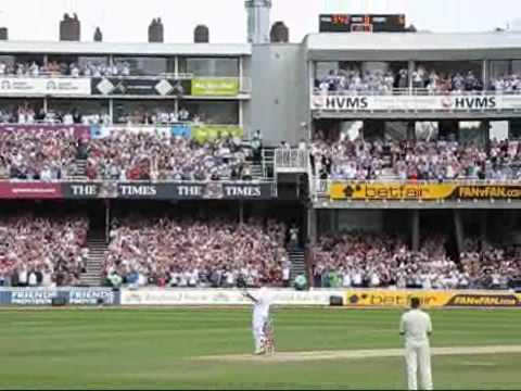 Jonathan Trott Ashes Test Century 2009