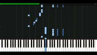 Kelly Clarkson - Miss Independent [Piano Tutorial] Synthesia | passkeypiano