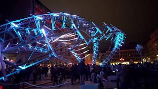 Fête des Lumières 2018 - soirée du 8 décembre - Jouer avec la lumière