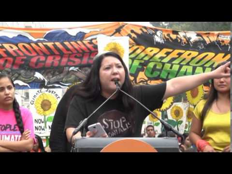 People's Climate March Speakers