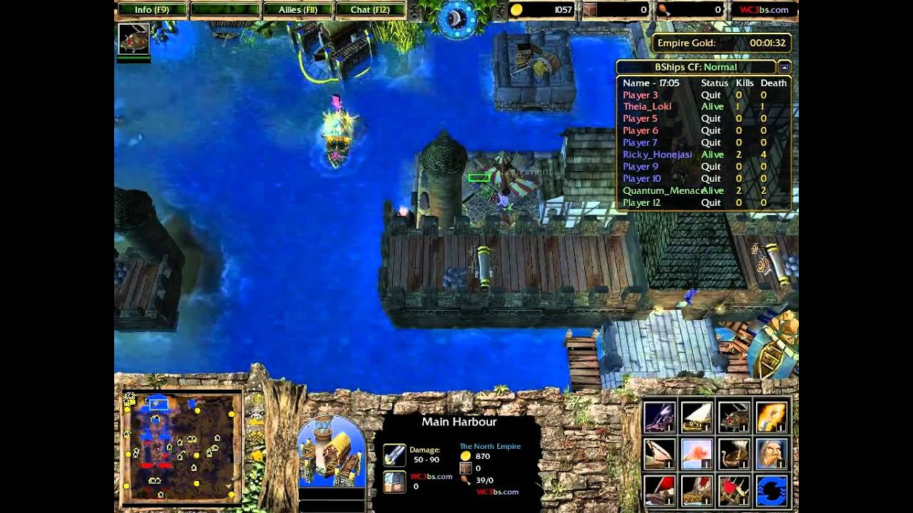 Warcraft 3 Battleships Crossfire Ai Top 10 Warships Games For Pc