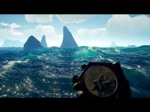 Sea of Thieves Xbox One X Gameplay Trailer (2018)