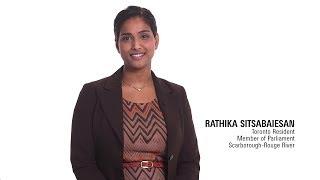 MP Rathika Sitsabaiesan (Tamil)