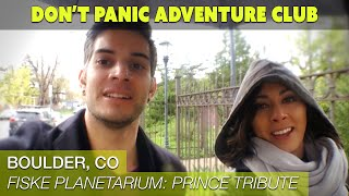 Fiske Planetarium: Prince Tribute (Boulder, CO)