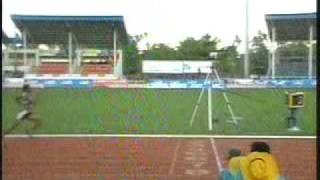 South Pacific Games Samoa - Womens 200m Finals