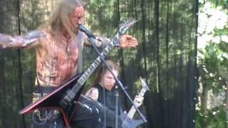 Belphegor - Stigma Diabolicum (Live at Unirock Open Air Fest Istanbul, 02.07.10)