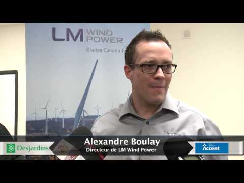 LM Wind Power a toujours besoin du rail
