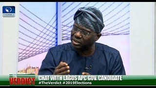 'My Emergence Was Fair, And Lagosians Believe In Me', Sanwo-Olu Says |The Verdict|