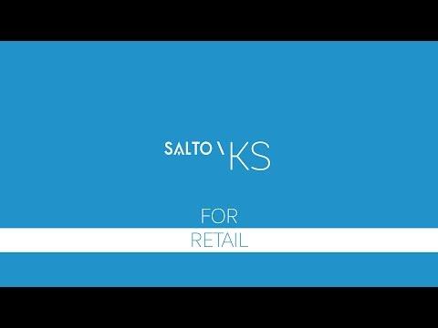 SALTO KS cloud-based