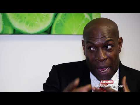 FRANK BRUNO SAYS MENTAL HEALTH MEDICATION IS DESTROYING A LOT OF PEOPLE - Nuffin' Long Fighting