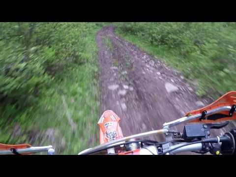 Most Agile 250cc Dirt Bike EVER?! GIO X31 Trail Ride