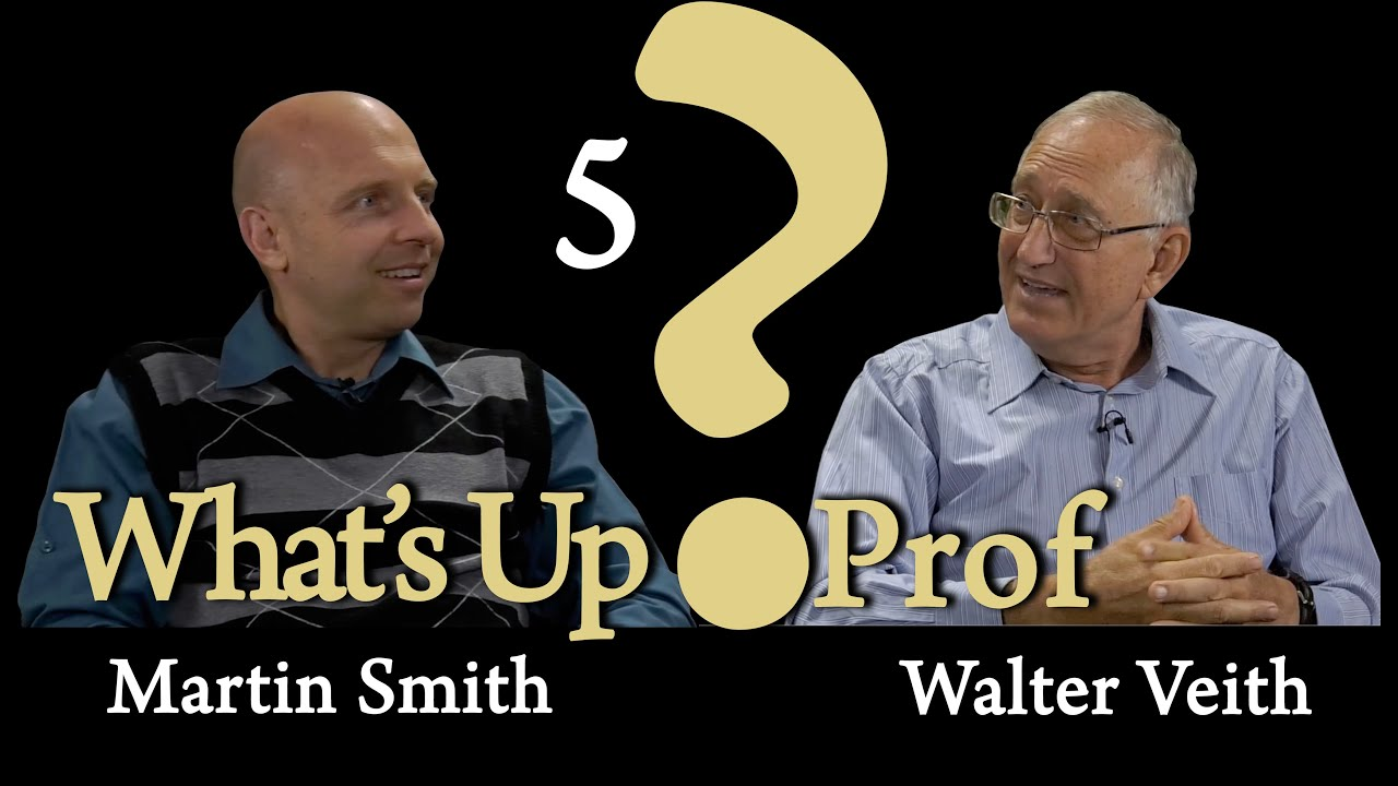 Walter Veith & Martin Smith - Which Bible? Part 1- What's Up, Prof? 5