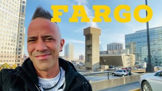 Fargo Filming Locations Then and Now | Fargo 1996 Movie Minnesota Locations | I'm Co-Operating Here