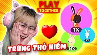 Play Together   Misthy nạp 1tr test nhân phẩm với cập nhật Ấp Trứng Thỏ mới và cái kết?! #15
