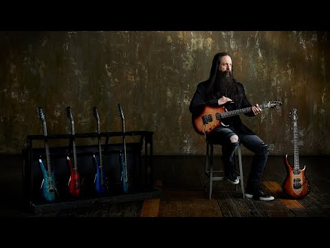 Ernie Ball Music Man x John Petrucci: 20th Anniversary Signature Collection